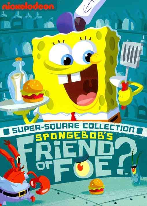 SPONGEBOB SQUAREPANTS:FRIEND OR FOE BY SPONGEBOB SQUAREPANT (DVD)